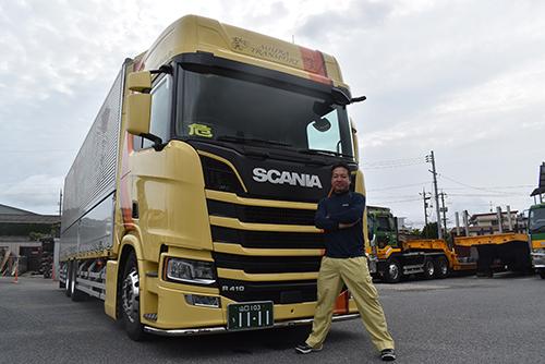 トラック スカニア 高速道路で多く見かけるボルボのトラック、実の価格は2,000万円もしていた!?